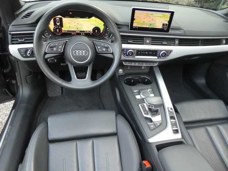 Audi A5 Cabriolet 2.0 TFSI S-Line afbeelding 18