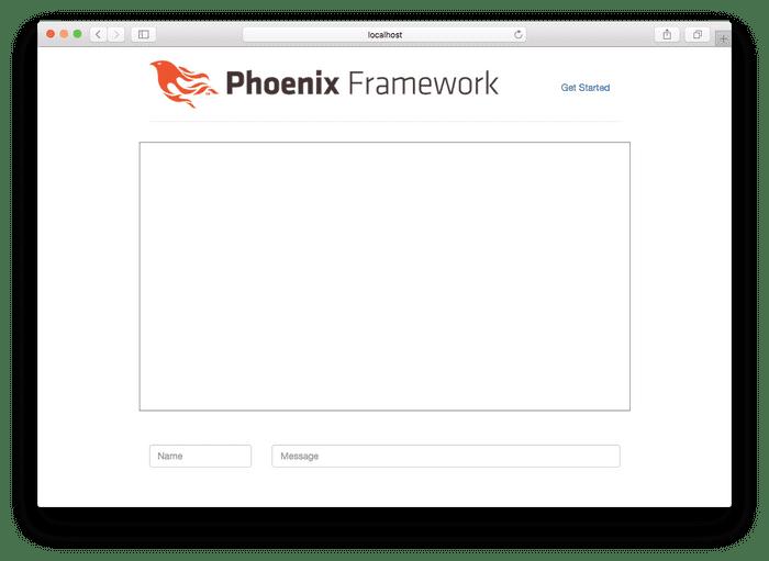Phoenix Chat Markup Screenshot
