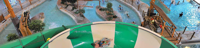 Resort and Indoor Waterpark