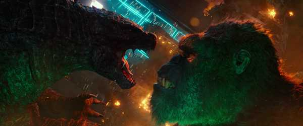 Godzilla vs. Kong? In This Economy?