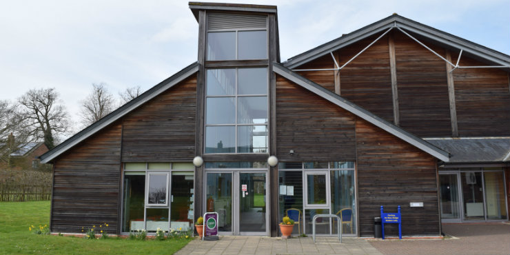 Lavenham Library