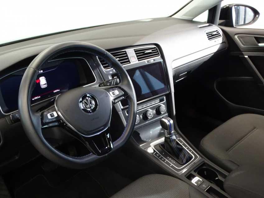 Volkswagen e-Golf e-Golf MARGE! LED Navigatie Clima Cruise Warmtepomp Virtual CP Camera afbeelding 9