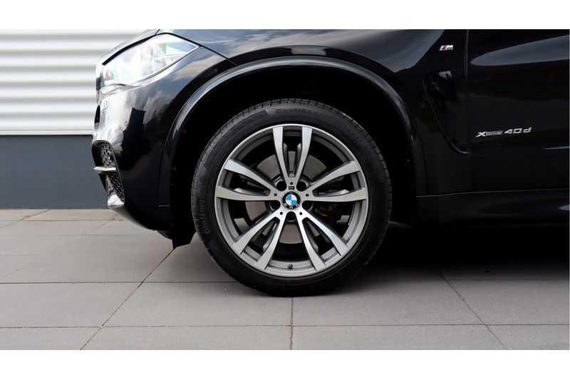 BMW X5 xDrive40d High Executive M Sport 7p. Panoramadak, Head-Up display, Harman/Kardon afbeelding 5