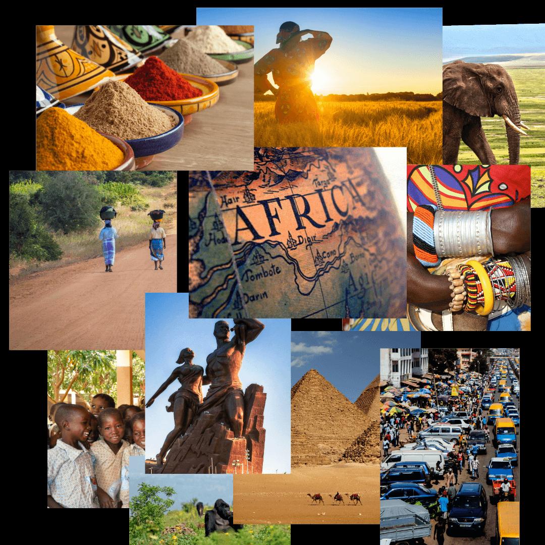 Images d'afrique