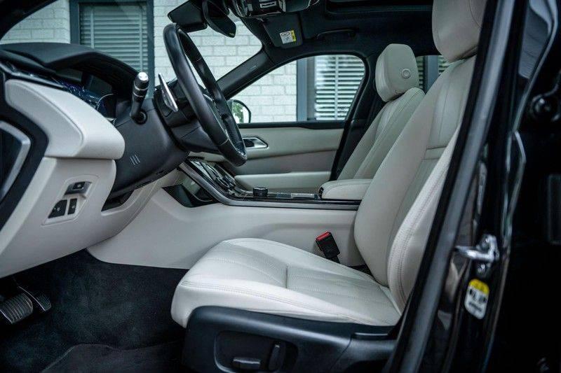 Land Rover Range Rover Velar 3.0 V6 SC AWD R-Dynamic HSE, 380 PK, Head/Up, Black/Optic, Adapt. Cruise, Pano/Dak, Luchtvering!! afbeelding 11