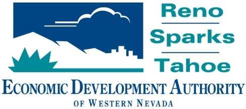 Economic Development Association of Western Nevada Logo