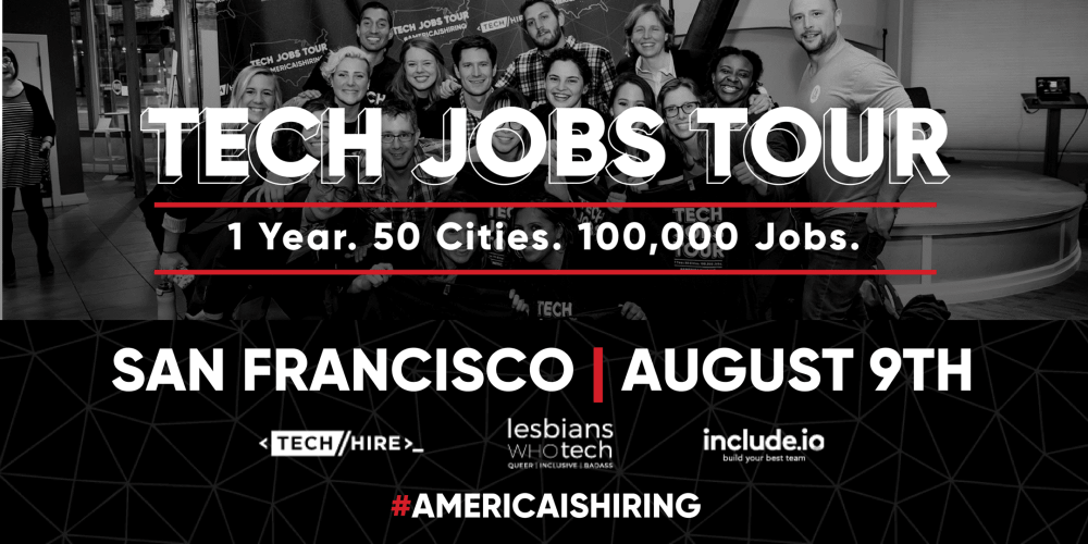 Tech Jobs Tour