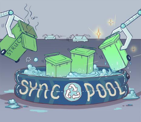syncPool