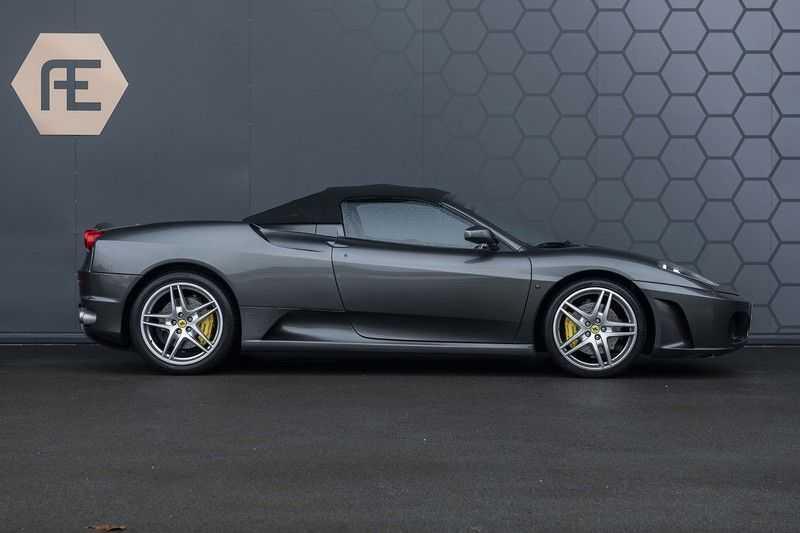 Ferrari F430 4.3 V8 Spider F1 Daytona Seats afbeelding 5