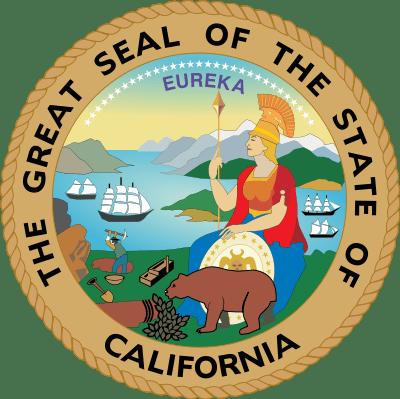 logo of State of California