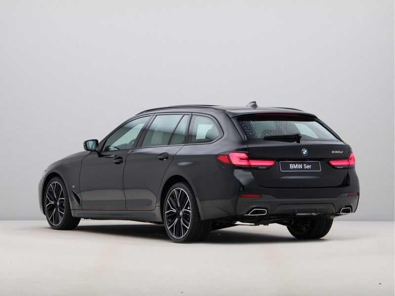 BMW 5 Serie Touring 530d High Exe M-Sport Face-lift ! afbeelding 12