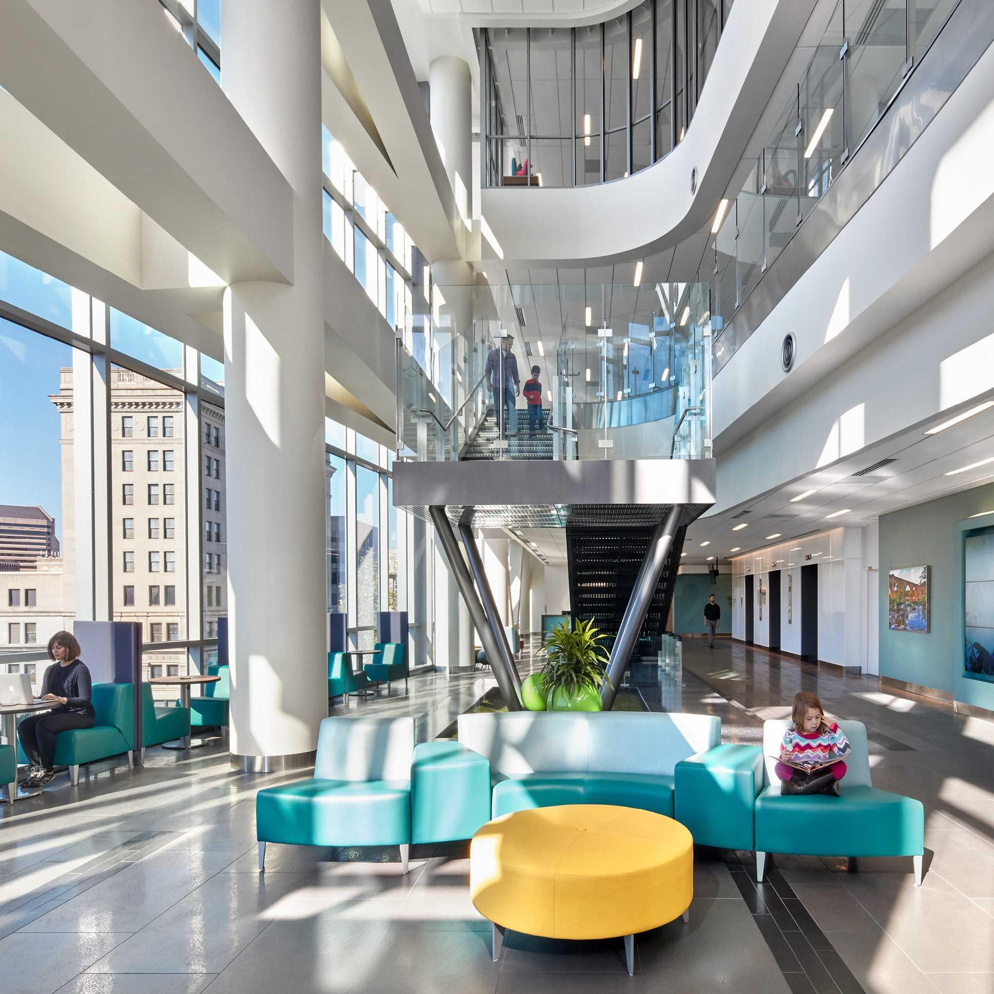 Health New York: HKS Architects