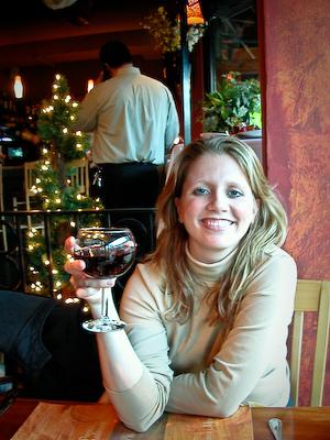 Portrait of Becky