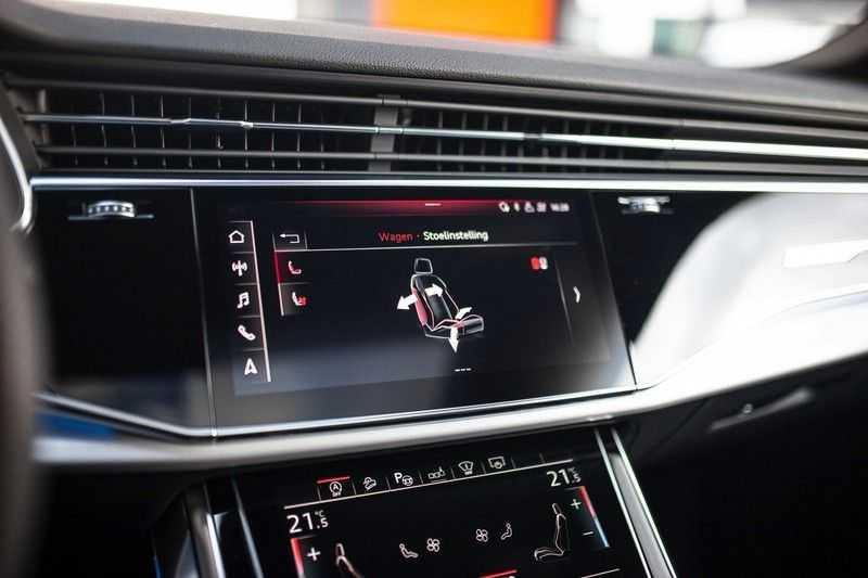 Audi SQ8 4.0 TDI Quattro *S-Sportstoelen / Pano / B&O / HUD / ACC / Nachtzicht* afbeelding 19
