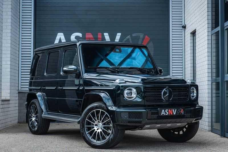 Mercedes-Benz G-Klasse G500, 421 PK, AMG-Line, G/Manufaktur Exklusiv, Distronic Plus, DAB, Widescreen, Standkachel, AMG/Multi!! afbeelding 1