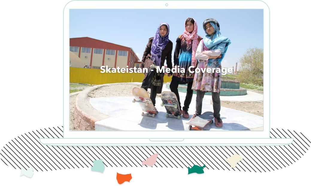 example report from Skateistan