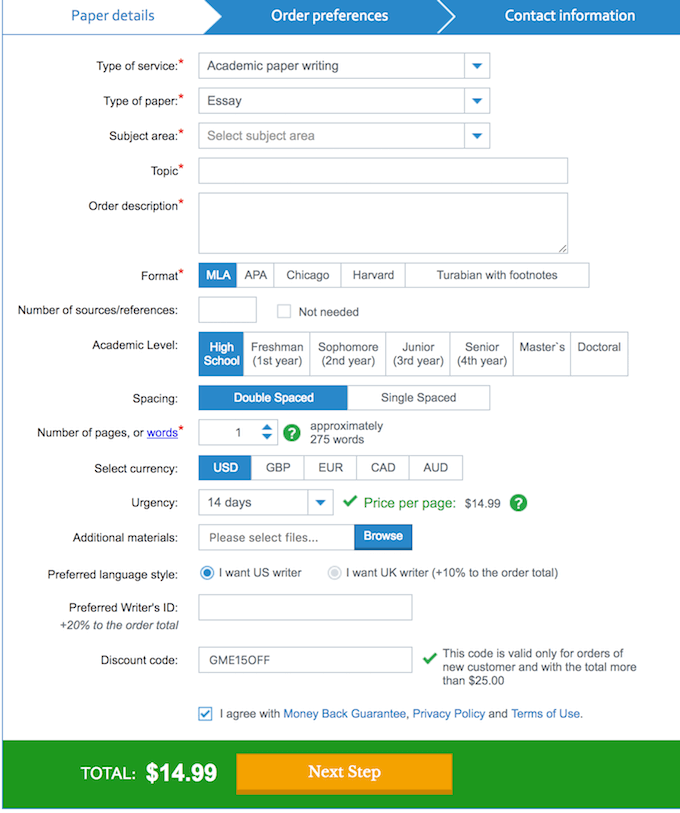 grabmyessays.com order form