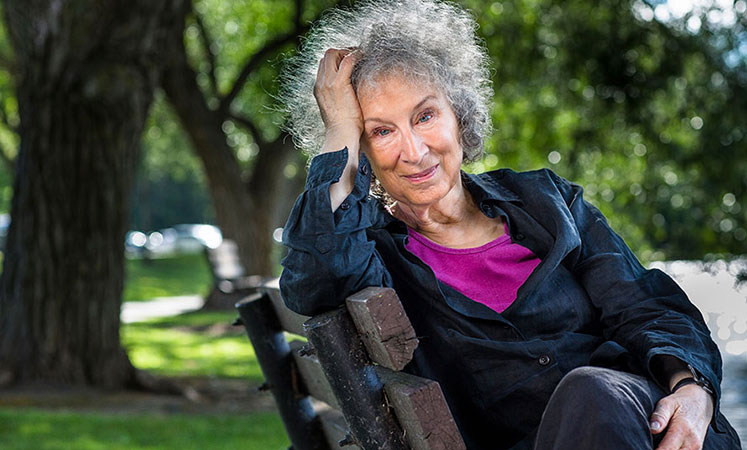 Postponed: Margaret Atwood at UC Santa Cruz