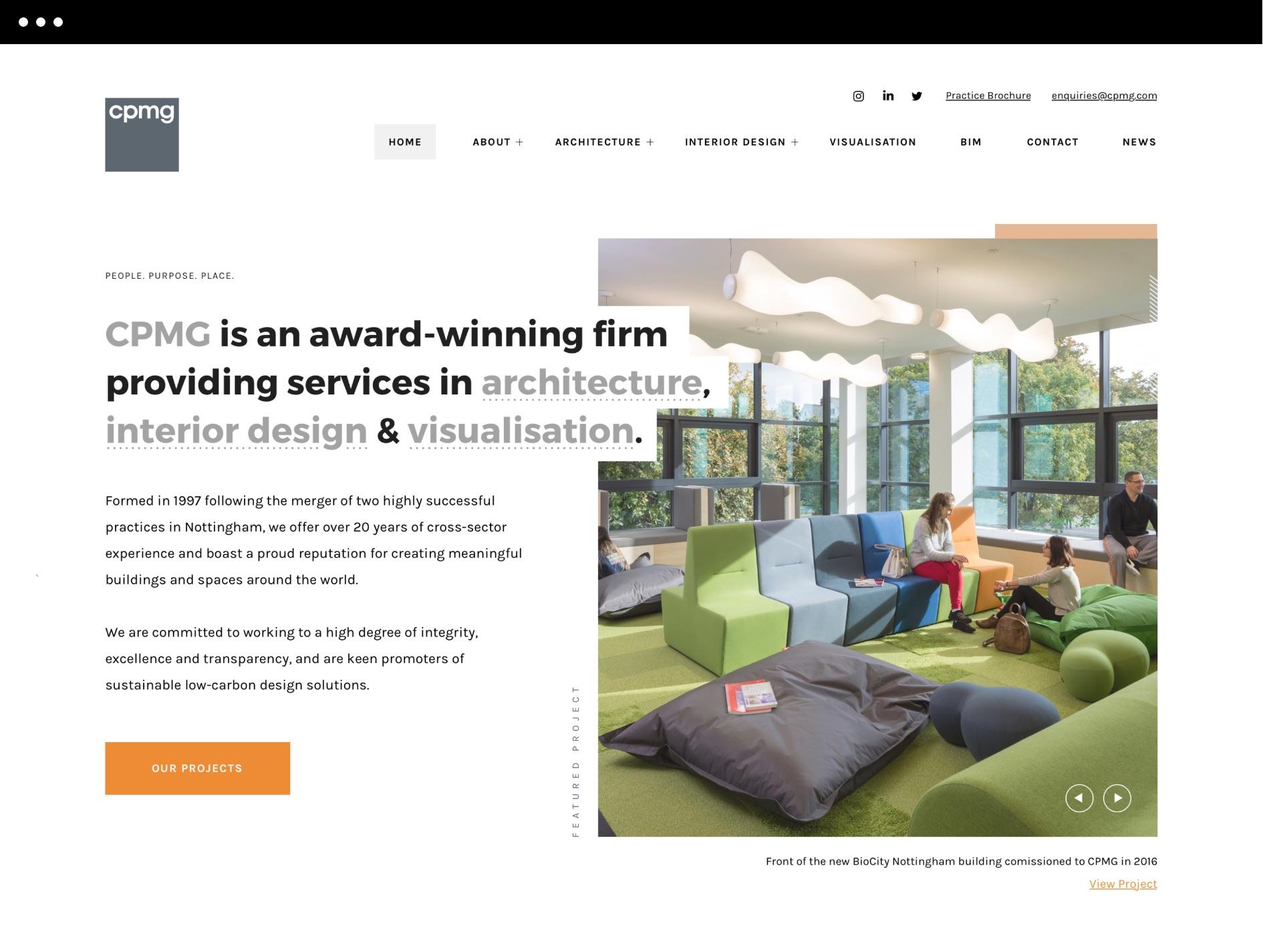 CPMG Home Design