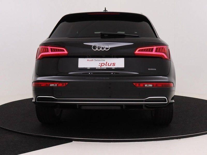 Audi Q5 50 TFSI e 299 pk quattro S edition   S-Line   Elektrisch verstelbare stoelen   Trekhaak wegklapbaar   Privacy Glass   Verwarmbare voorstoelen   Verlengde fabrieksgarantie afbeelding 8
