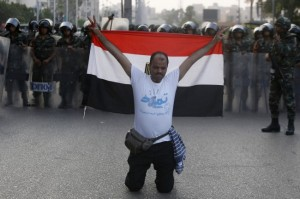 What's Missing From Egypt's Latest Revolution? People