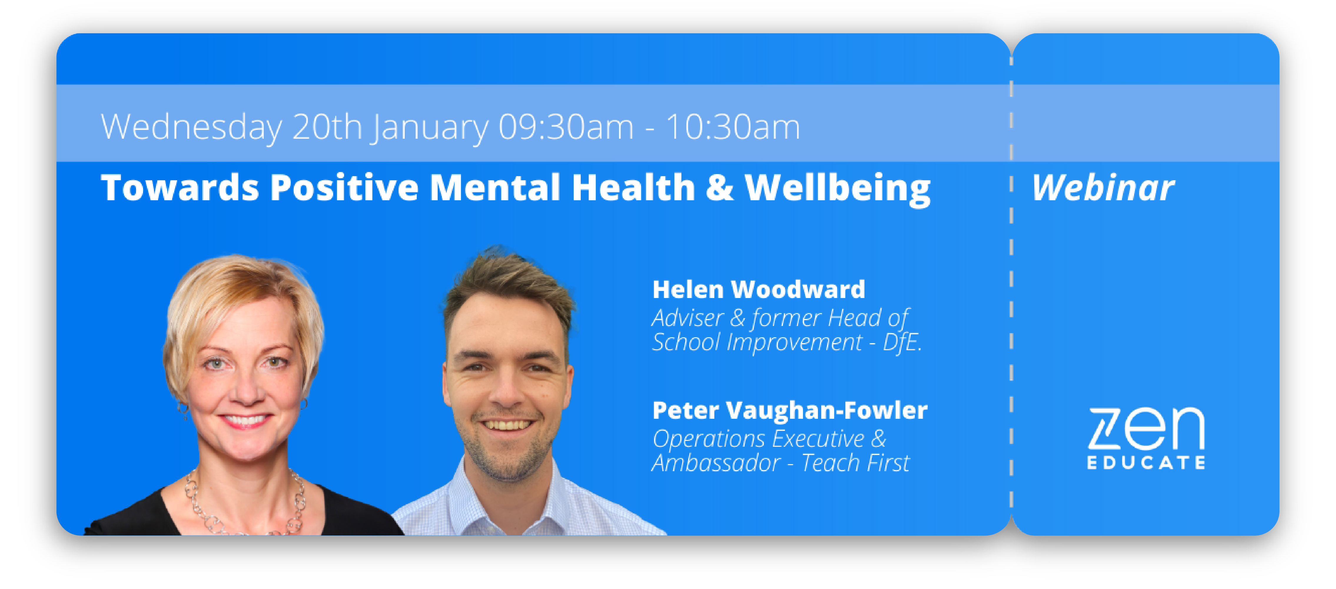 Towards Positive Mental Health and Wellbeing: Key insights from our webinar