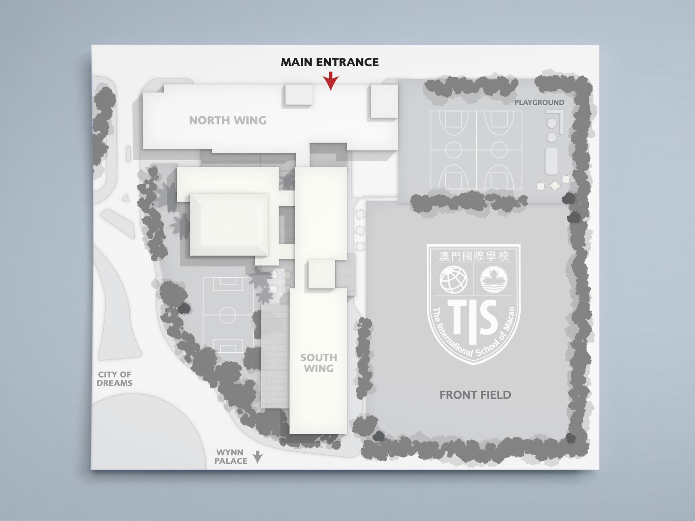 Campus Graphic