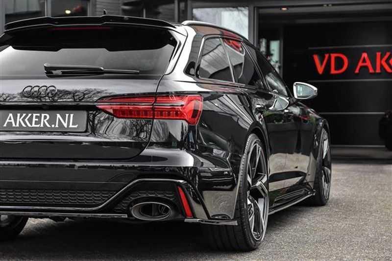 Audi RS6 AERO PAKKET+DYNAMIC PLUS+DESIGNPAKKET NP.240K afbeelding 21