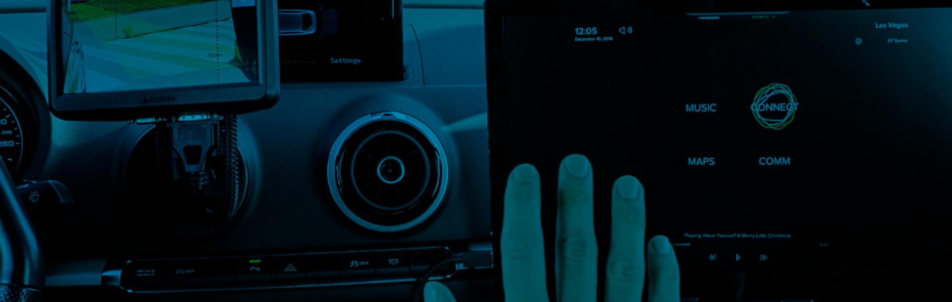 Startup Radar  (Autonomos Car)