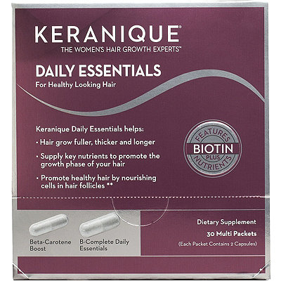 Keranique Vitamins Hair Reviews