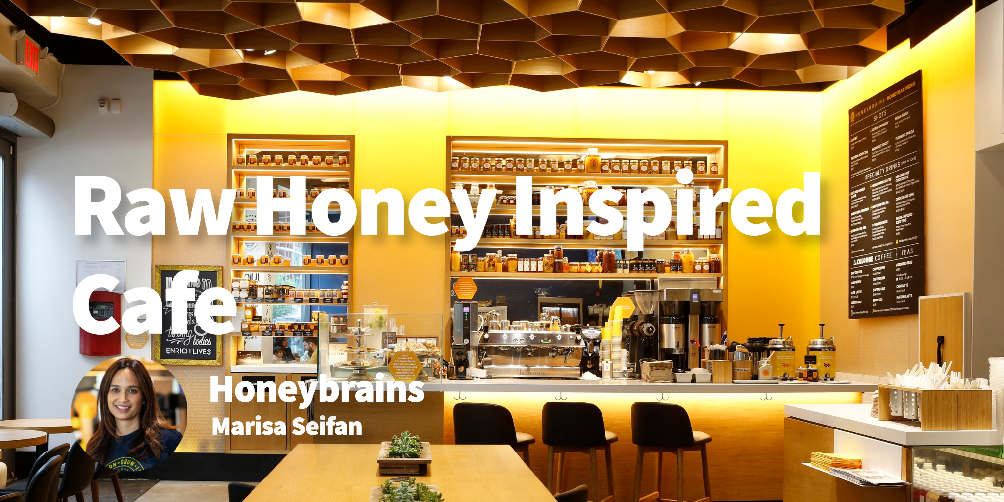Honeybrains with Marisa Seifan