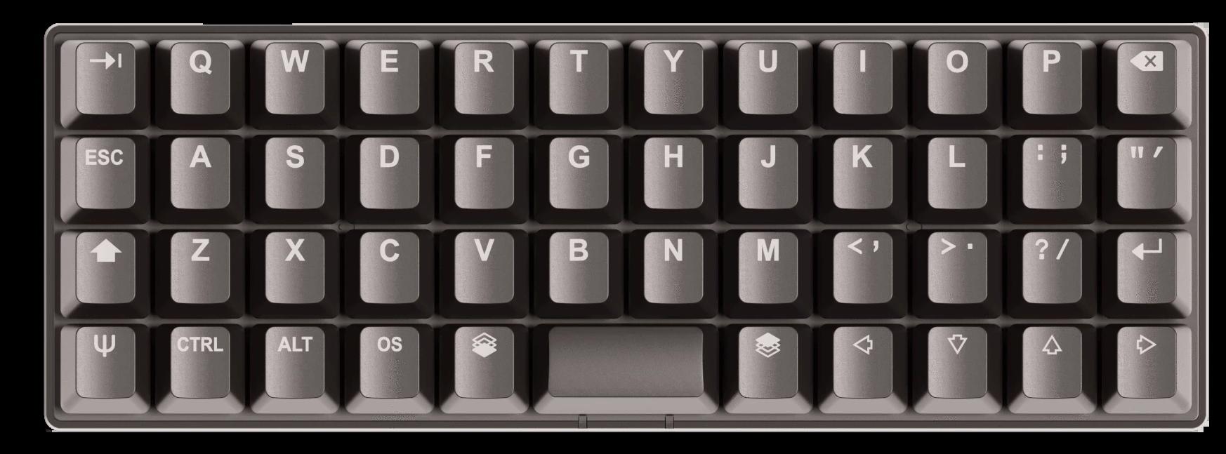 Planck EZ Keyboard
