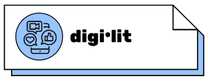digi lit - Beep boop! Here you will learn skills and acquire knowledge in the tech field.