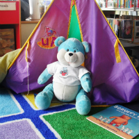 The Bookstart Bear