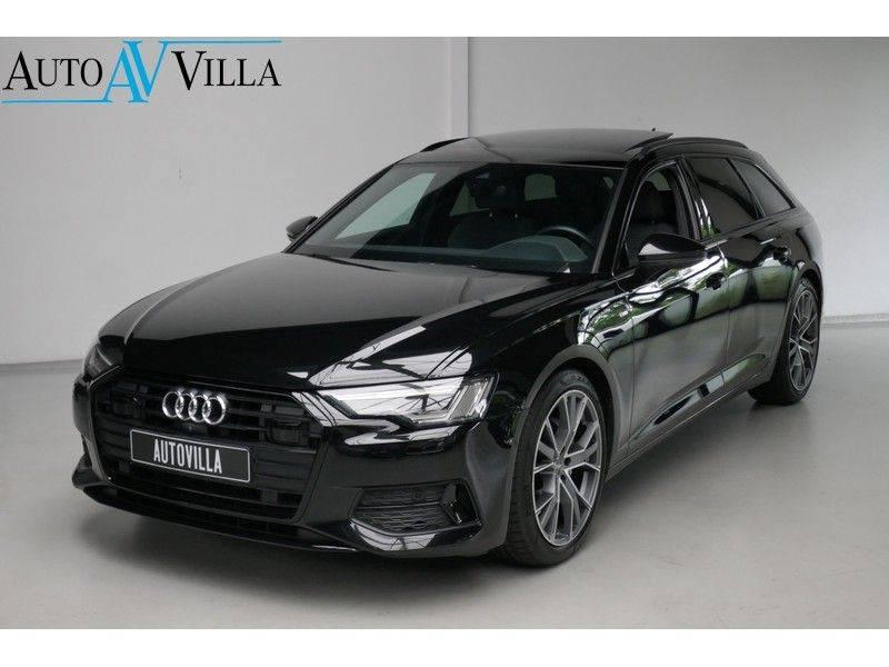 Audi A6 Avant 40 TDI Sport Pro Line S Black edition afbeelding 1
