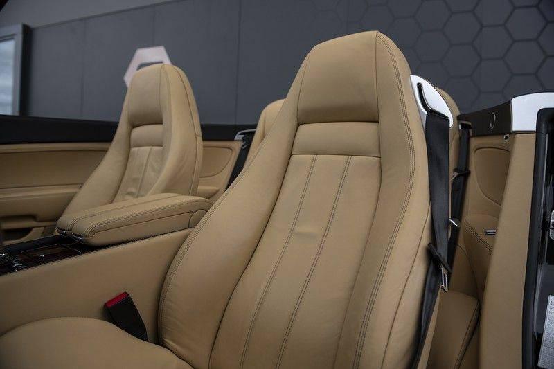 Bentley Continental GT 6.0 W12 GTC Massage Stoelen + Verwarmde Stoelen + Cruise Control afbeelding 6