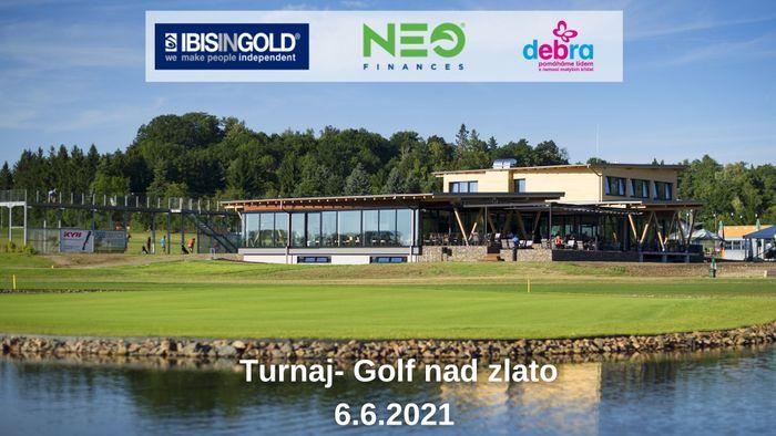 Golf nad zlato