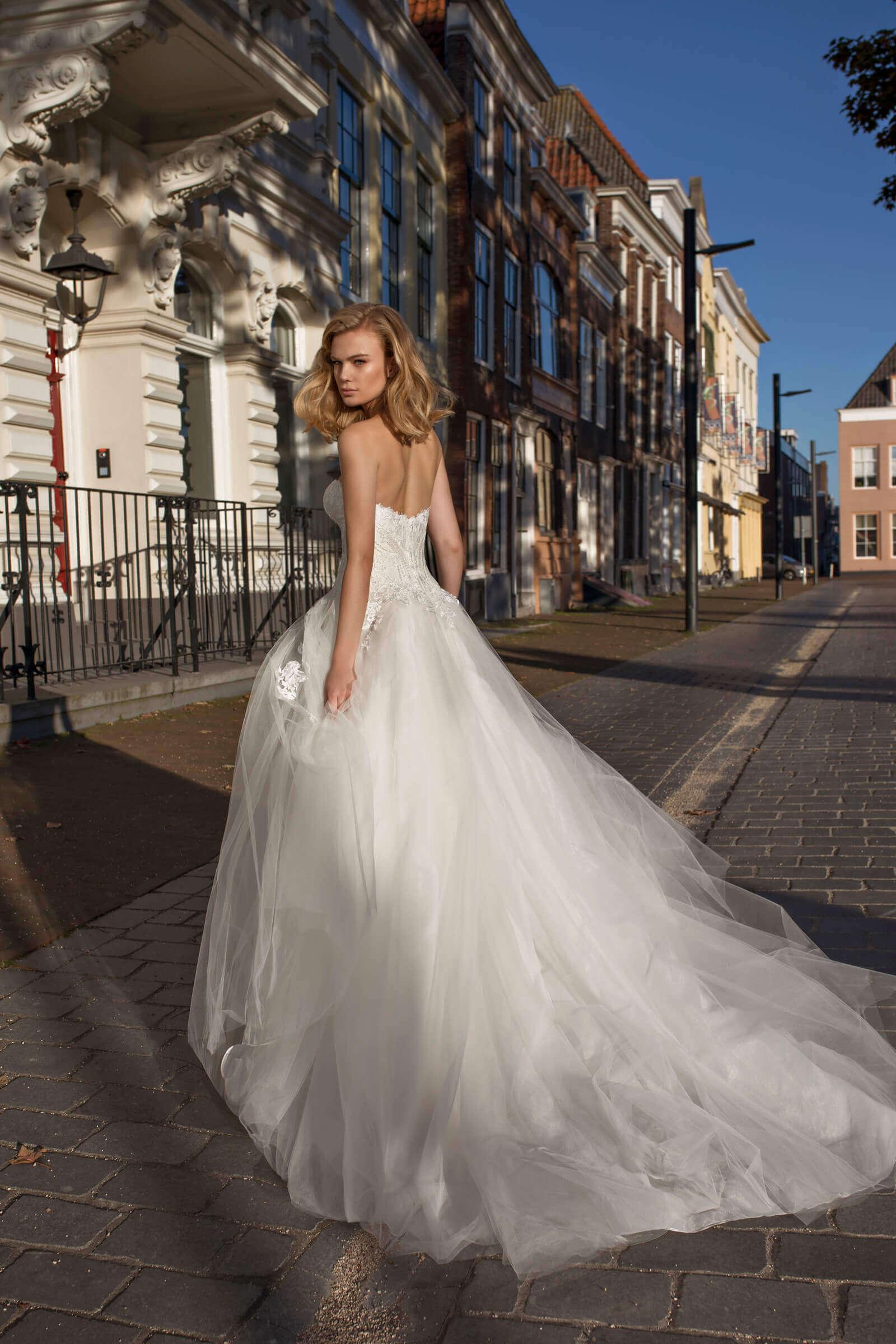 Blush Ely Cambridge Wedding Dress Gallery