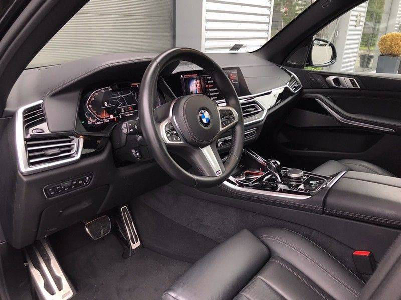 BMW X5 X-Drive VERKOCHT 3.0D 265PK, M-Sportpakket, Pano, Harman/Kardon, Massage, Head-Up, 360* Camera, Night Vision, Soft-Close, LMV'22 afbeelding 9
