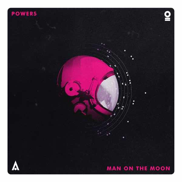 album art for Man On The Moon by Powers