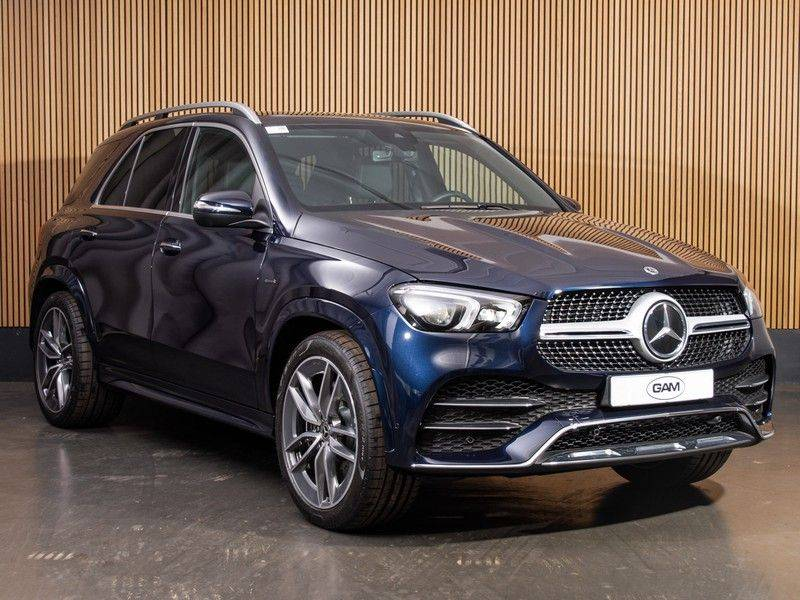 "Mercedes-Benz GLE 350 de 4MATIC AMG LINE, 22"", WIDESCREEN, PANO, afbeelding 4"