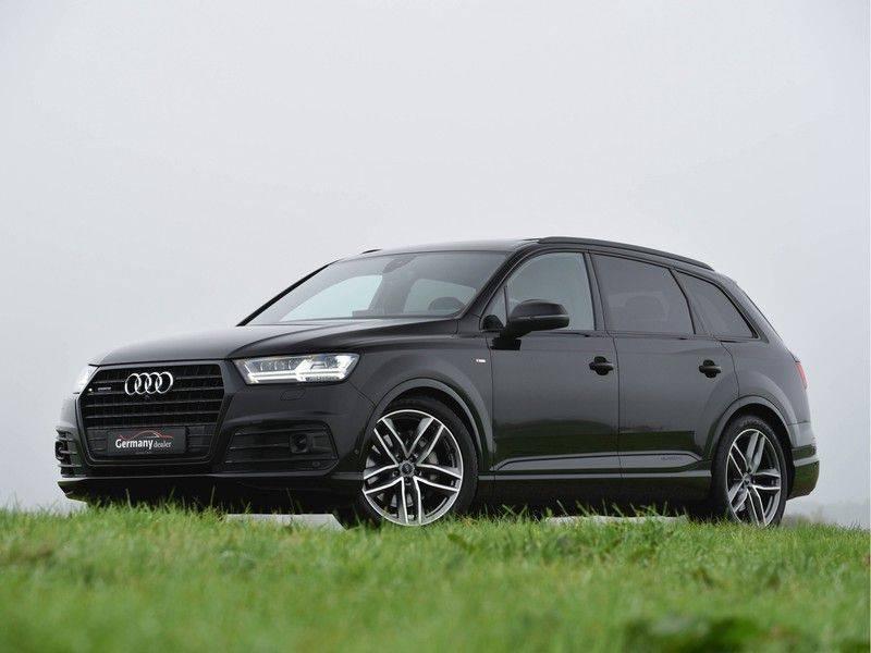 Audi Q7 3.0TDI 272Pk S-Line 7p Quattro Lucht Pano Standk Head-Up 360-Camera 21-Inch Trekh afbeelding 6