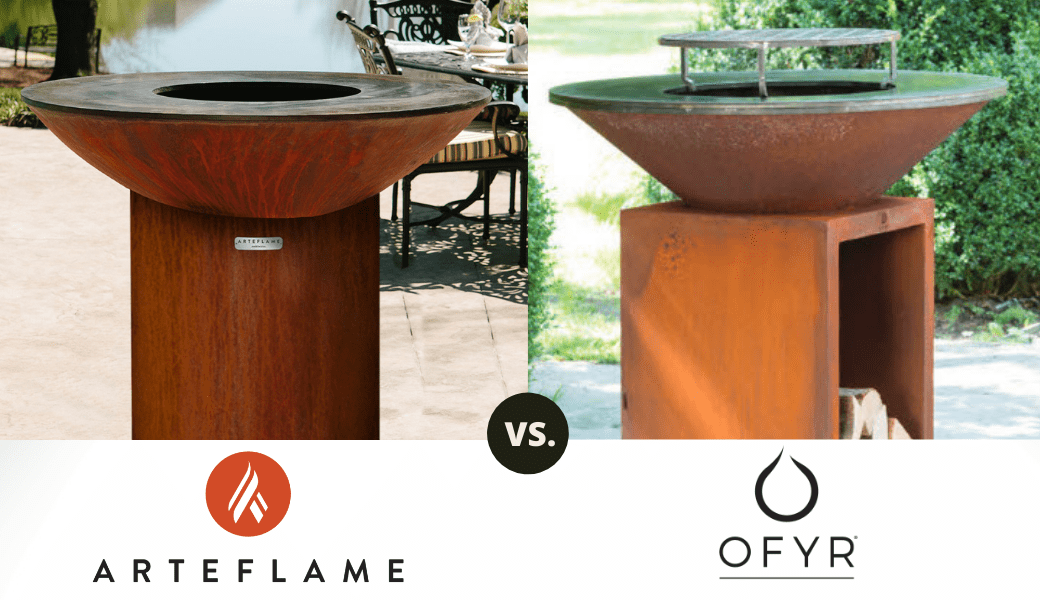 Best Contemporary Grills: , Arteflame vs. OFYR, (2020 Review) cover image