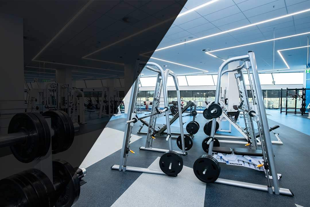 Exercise and sport science lab tour - Burwood