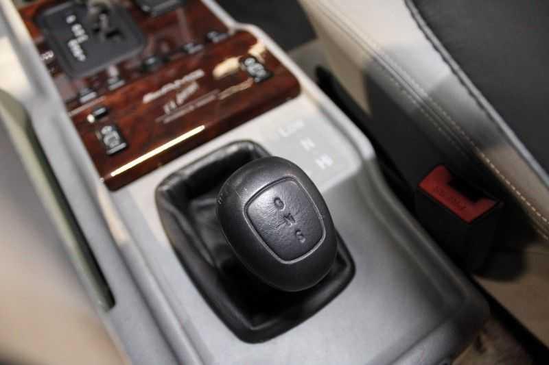Mercedes-Benz G-Klasse 500 fabrieks 55-uitgev. Youngtimer aut. 7-zits afbeelding 3