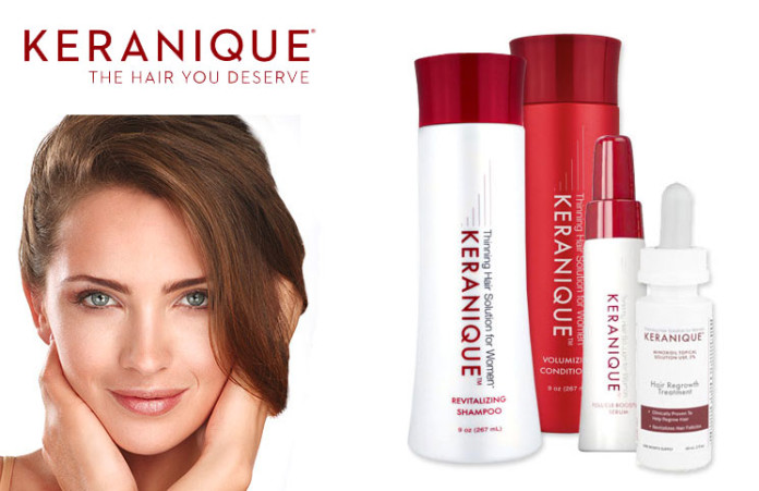 Reviews On Keranique Hair Revitalization And Regeneration System