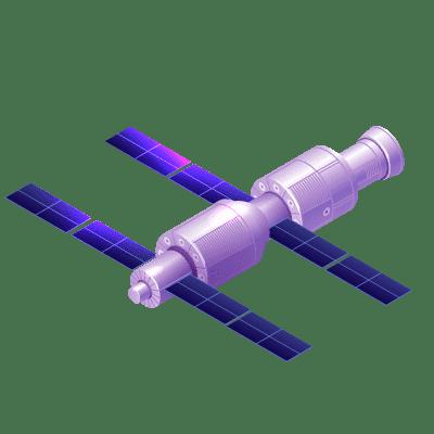 Drones et Satellites