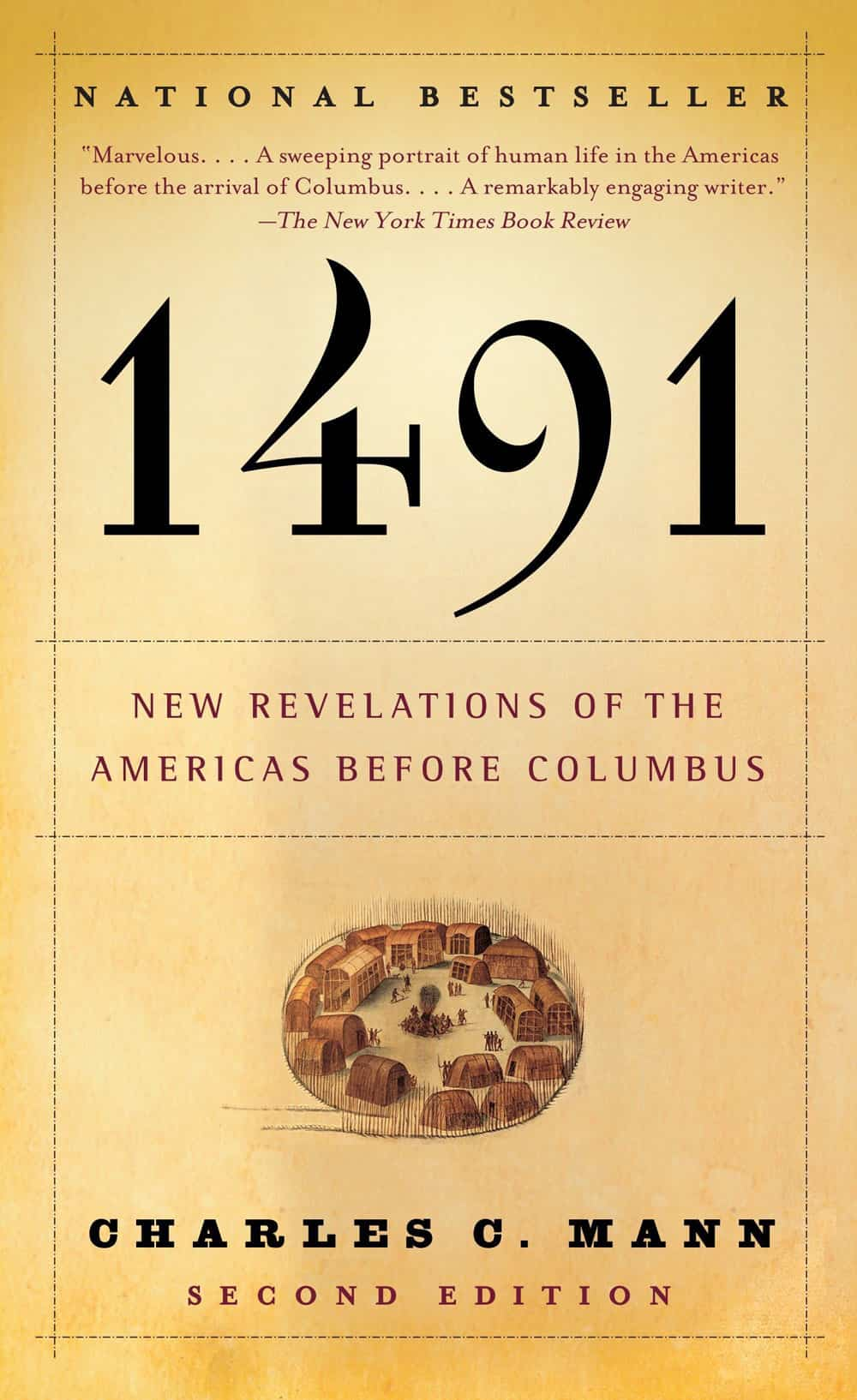 The cover of 1491