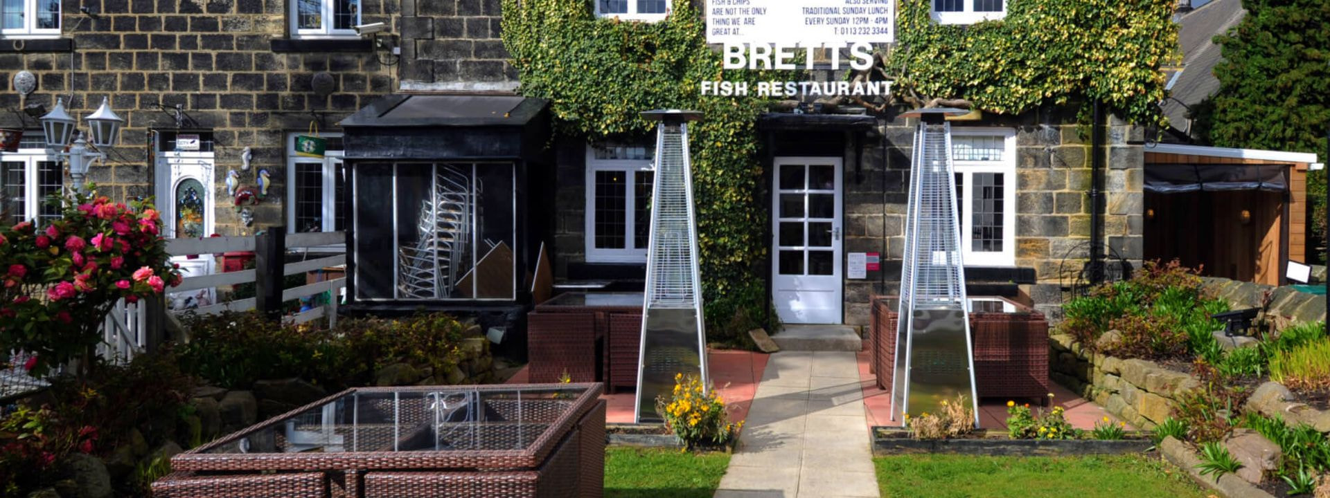Charlie Bretts Fish and Chips