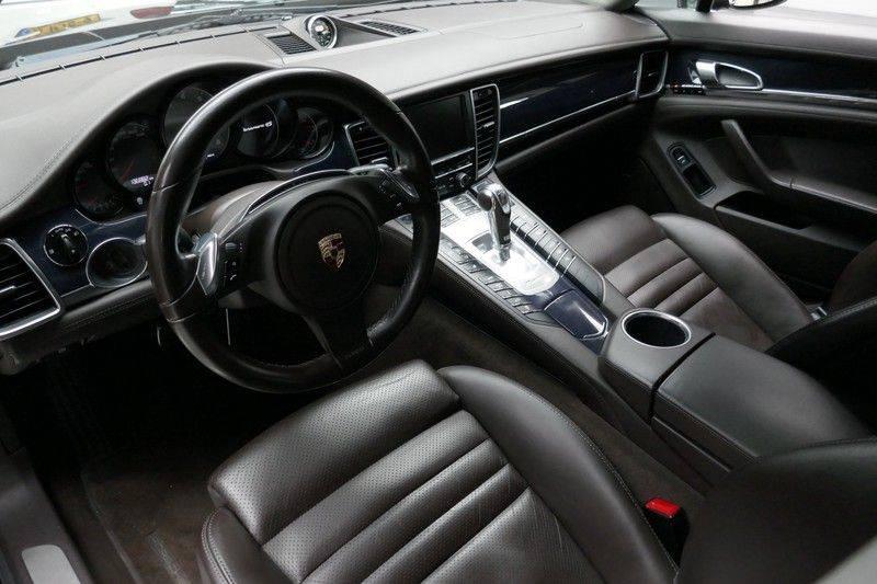 Porsche Panamera 4.8 4S GTS-Pakket - Bose afbeelding 16